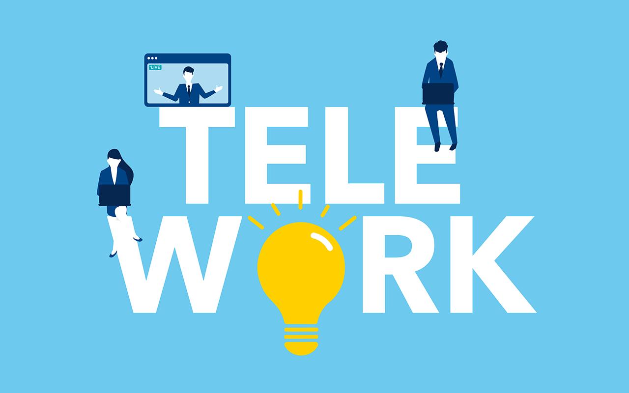 在宅勤務(テレワーク)でおすすめWi-Fiやネット回線の選び方とは