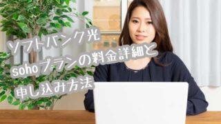 ソフトバンク光soho画像