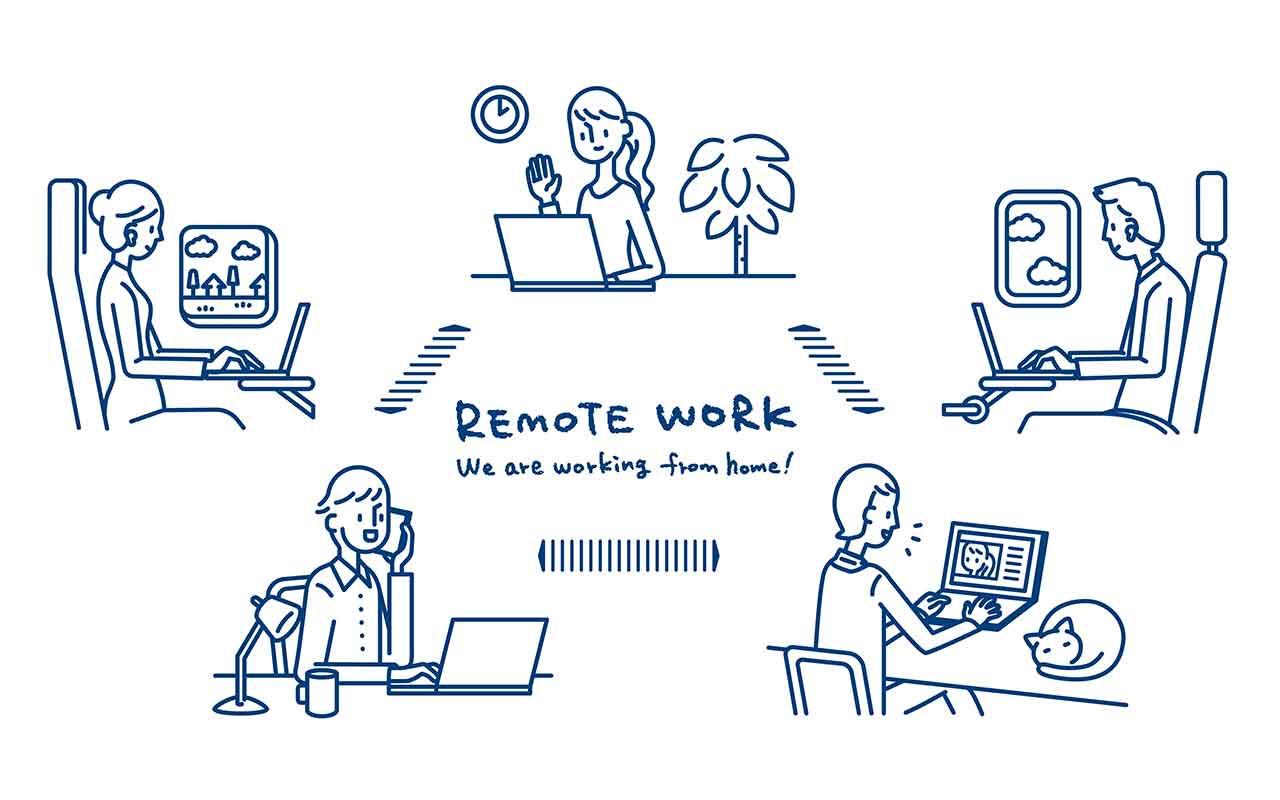 【緊急】在宅勤務(テレワーク)中インターネットが遅い時の対処法